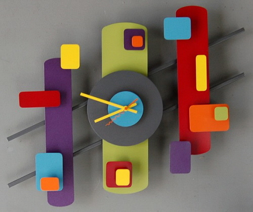 Modern Clocks by Joe09morton