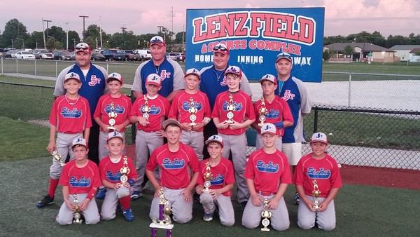 Team Appreciation Week-Lenz Field 7/11-13 by St. Joe's Blue Steel