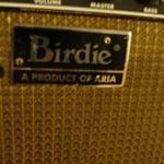 Aria MX-100 Birdie amps