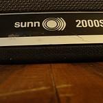 Steve Miller Band Sunn 2000S amp