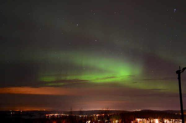 Auroras by StephanFehlmann