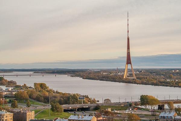 Riga by Dimedrol
