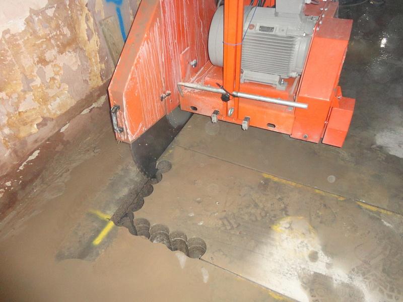 Floor Sawing - cadrillers