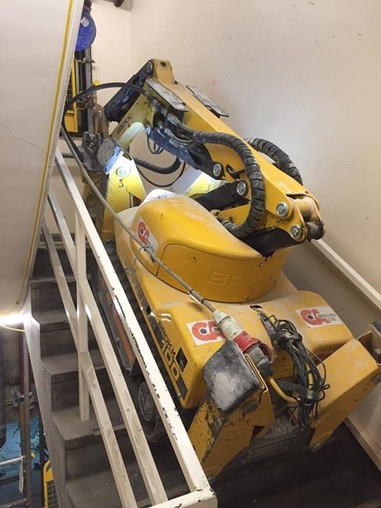 Robot Demolition - CA Drillers
