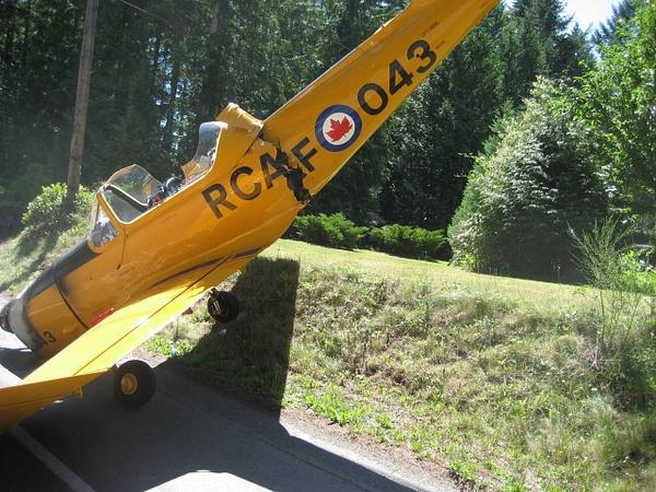 cockpit broke to evacuate by PhotosByJesse