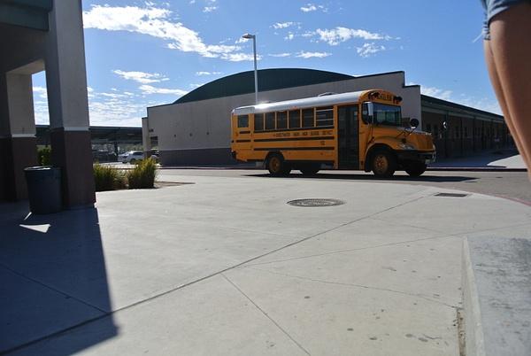 bus stop by CesarMoran67258