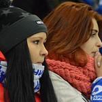 Девушки Динамо-Минск - Медвешчак