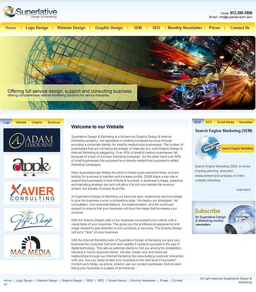 Web Design Portfolio by Logodesign247