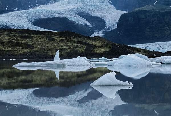 Glacial lagoon 222