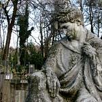 Потусторонние этюды. Львов, Лычаковское кладбище. 11.2009