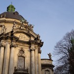 The Dominican Cathedral. Lviv. 28.02.2016