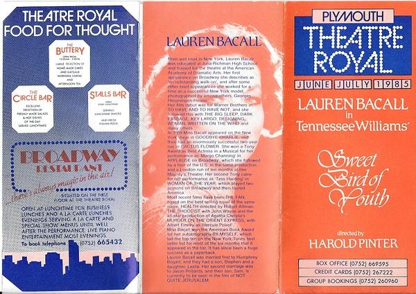 laurenbacall by Stuart Alexander Hamilton