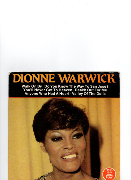dionnewarwick024 by Stuart Alexander Hamilton