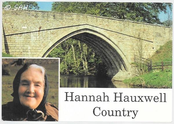 hannahhauxwell by Stuart Alexander Hamilton
