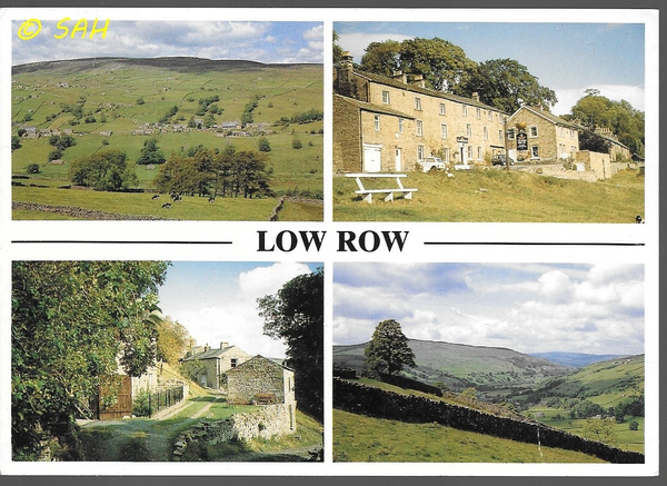 lowrowswalesdale by Stuart Alexander Hamilton