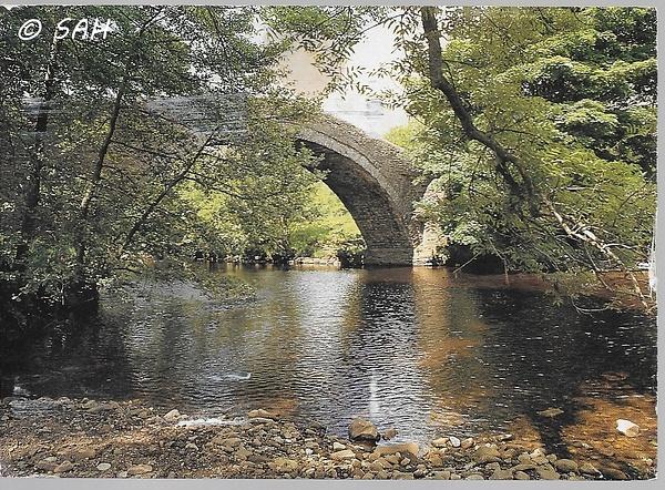 iveletbridge by Stuart Alexander Hamilton