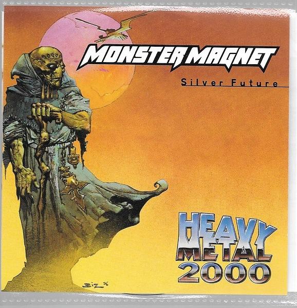 monsterheavymetal by Stuart Alexander Hamilton