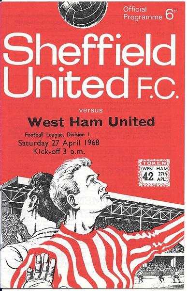 sheffutd1968 by Stuart Alexander Hamilton