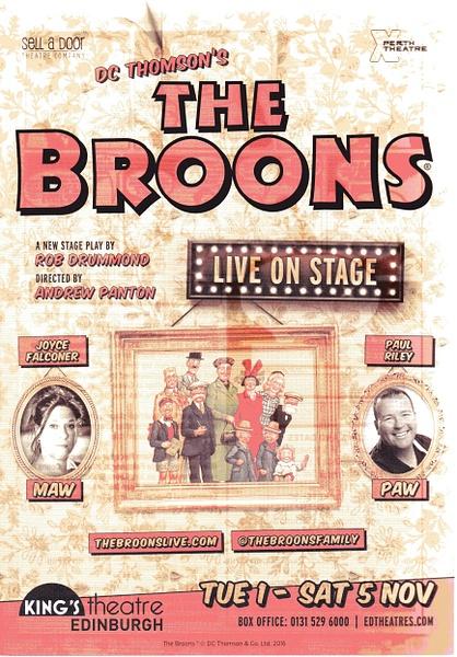 broons by Stuart Alexander Hamilton