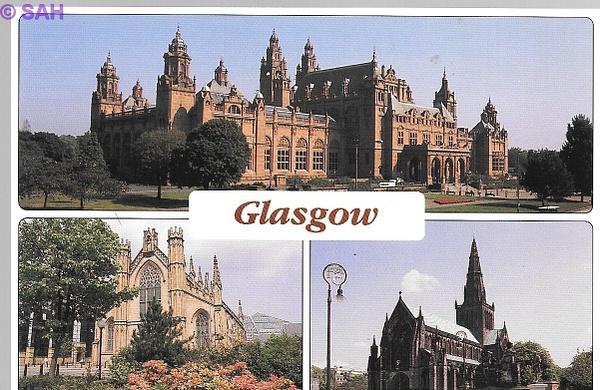 Glasgow multiview by Stuart Alexander Hamilton