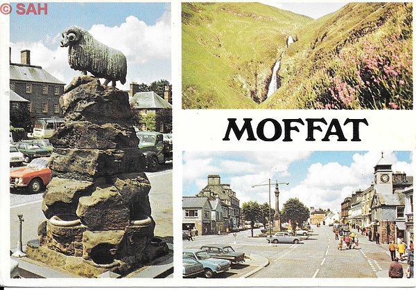 Moffat by Stuart Alexander Hamilton