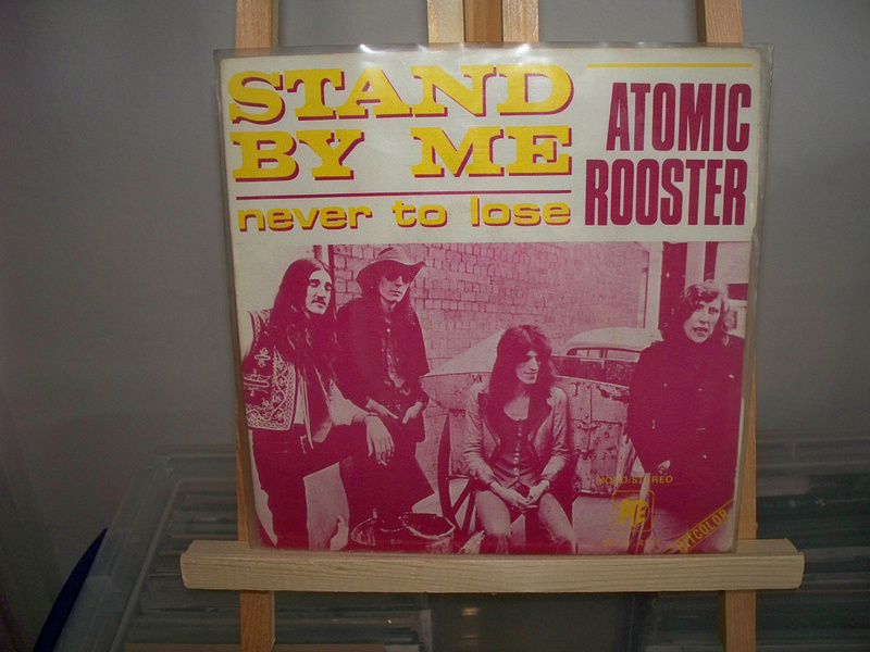 Atomic Rooster French pic sleeve