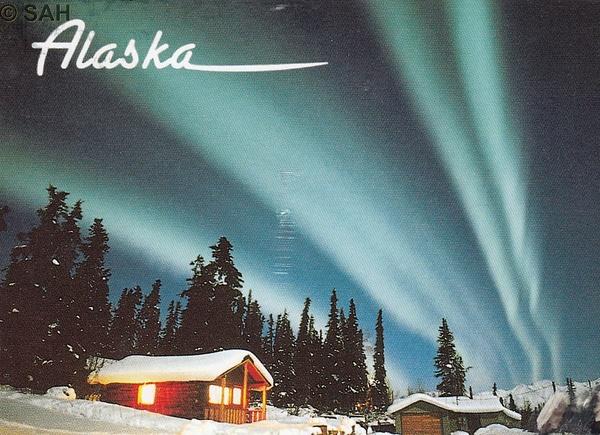 alaska by Stuart Alexander Hamilton