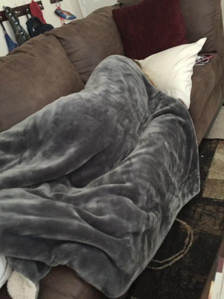 Girlfriend sleeping at my house again !!! by DanielAlva59292
