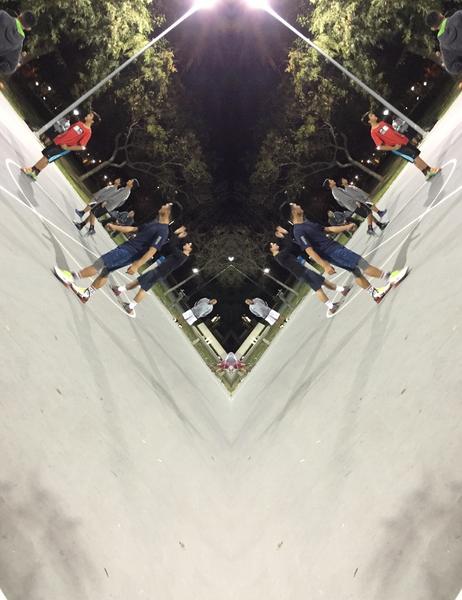 Double park by DanielAlva59292