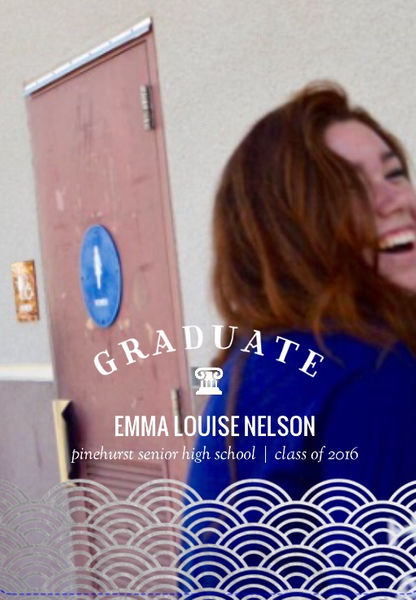all smiles grad by IsabellaYale