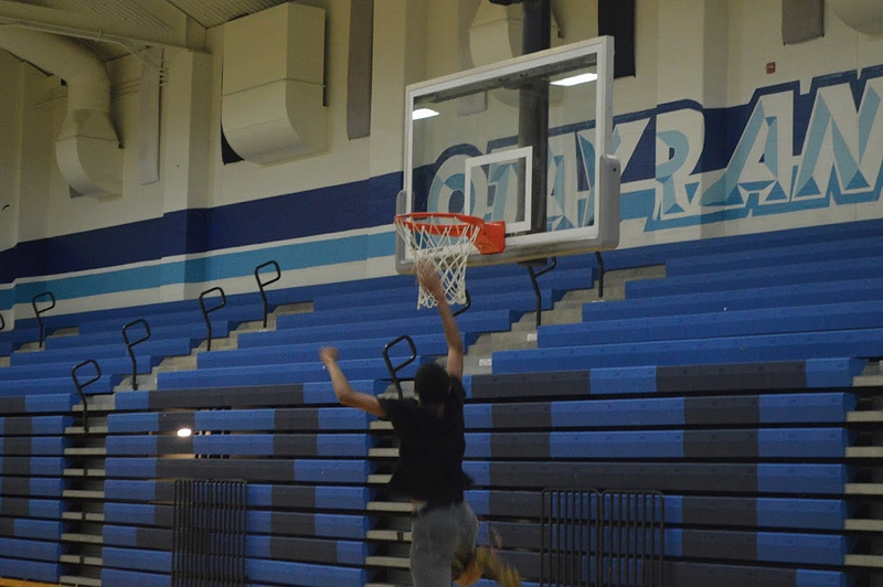 can dunk