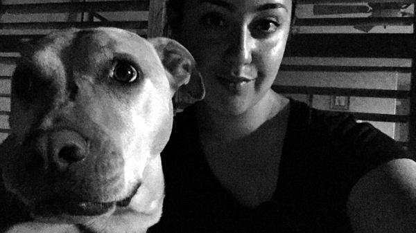 me and my pitt by BriannaIbanezAdvanced