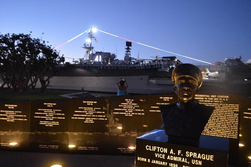 Vice Admiral, USN