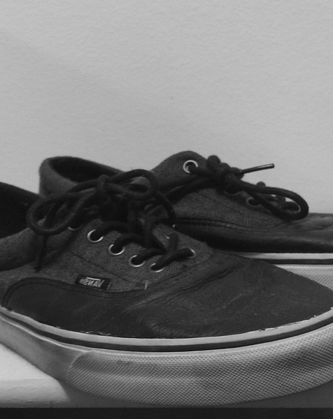 Weekly shoes 4 by Jose Martinez