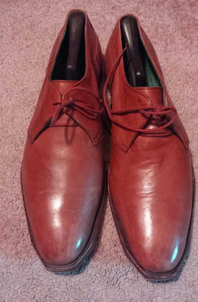 Weekly shoes 6 by Jose Martinez