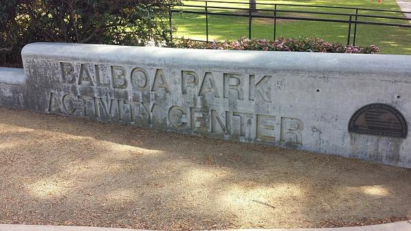 Balboa Park by Jose Martinez