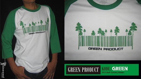 GREEN KASKUS by BengrasClothing