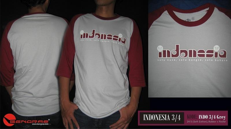 INDO 3per4 Grey Master