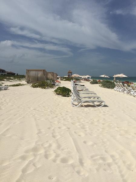 Beach 3pm by JanieBac