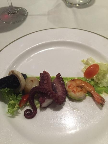 Seafood starter portofino by JanieBac