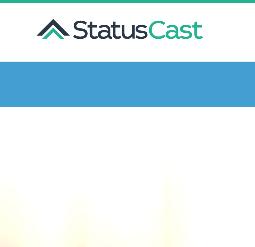 StatusCast_Application_Status_Page