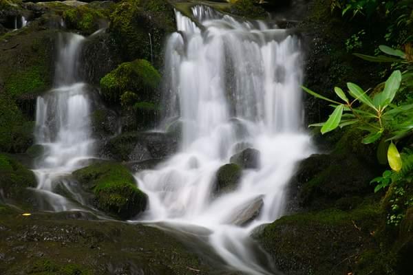 Catawba's cascades