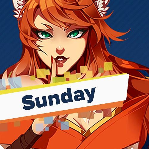Sunday by FanimeCon