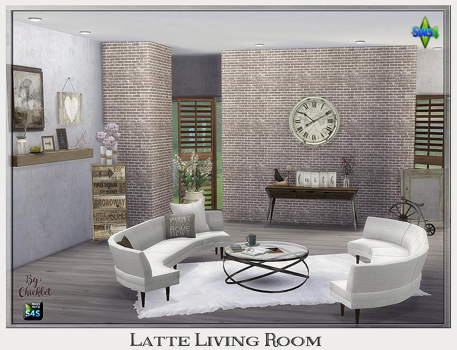 Latte Living Room
