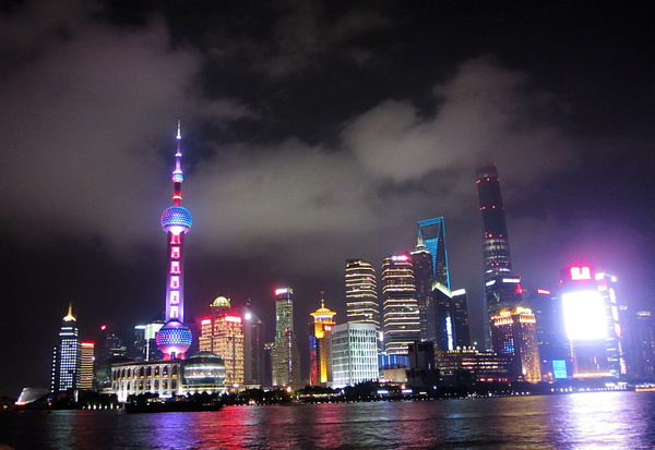 Shanghai (1) by A-chinese