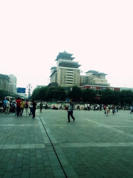 Railway in Xi'an (10) by A-chinese