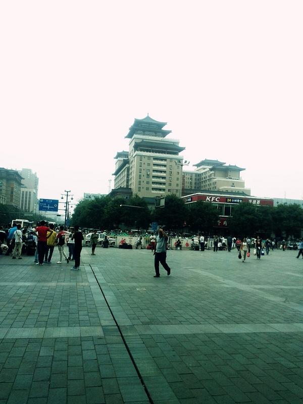 Railway in Xi'an (10)