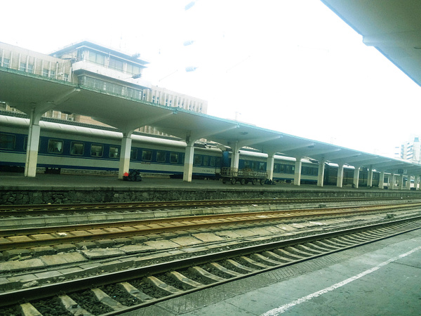 Railway in Xi'an (3) by A-chinese