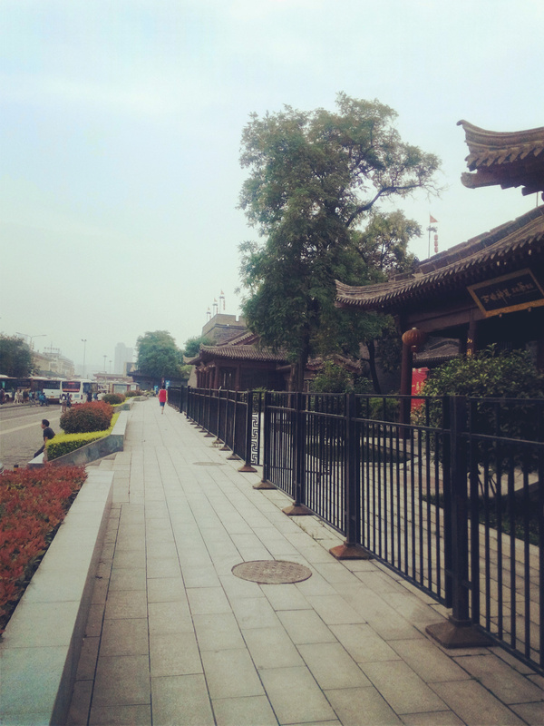 Railway in Xi'an (6)