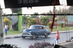 Street Cars of Cuba